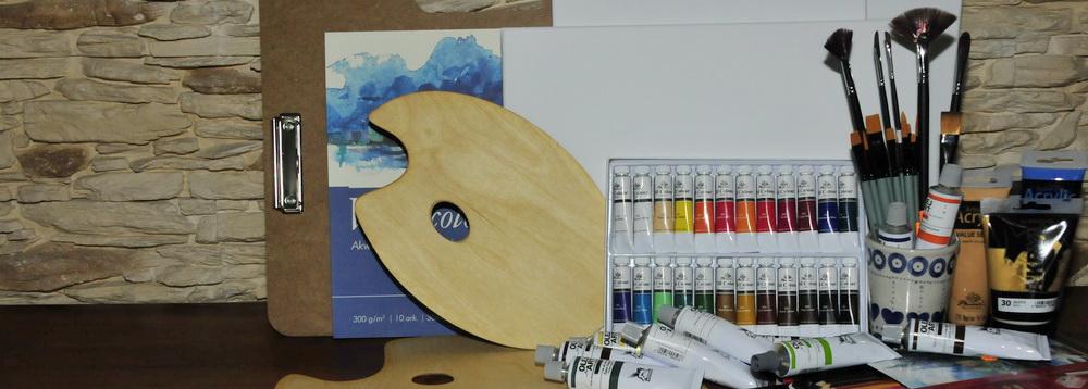 Czas na malowanie
